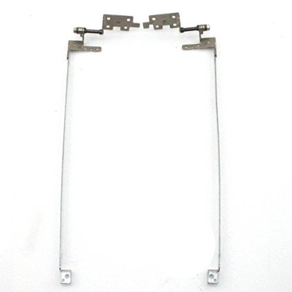 "SSEA NEW laptop LCD Hinge L&R Hinges Set for IBM Lenovo IdeaPad B590 B590A B590G V595 V590 B580 V580 V585 15.6"" Series"