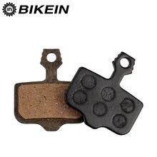 BIKEIN 1 paire vtt vélo résine disque plaquettes de frein pour Avid Elixir R/CR/CR-MAG/E1/3/5/7/9 Sram X0 XX DB1/3/5 pièces de vélo de montagne