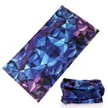 Bufandas deportivas de senderismo al aire libre 9 estilo Unisex senderismo bufanda mágica Bandana sin costuras montar sudor absorción elasticidad protector solar nuevo