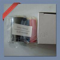 compatible Zebra 800015-140 card printer ribbon Color -YMCKO for use with the zebra card printer