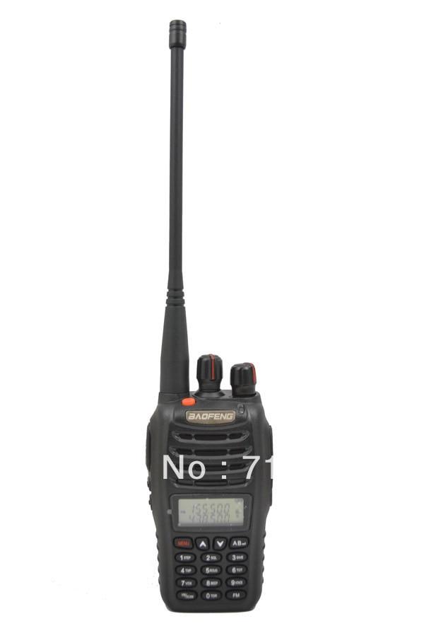 Baofeng UV-B5 Walkie talkie VHF136-174MHz & UHF400-470MHz 5W dual band two way radio FM transmitter /ham radio 10pcs/Lot