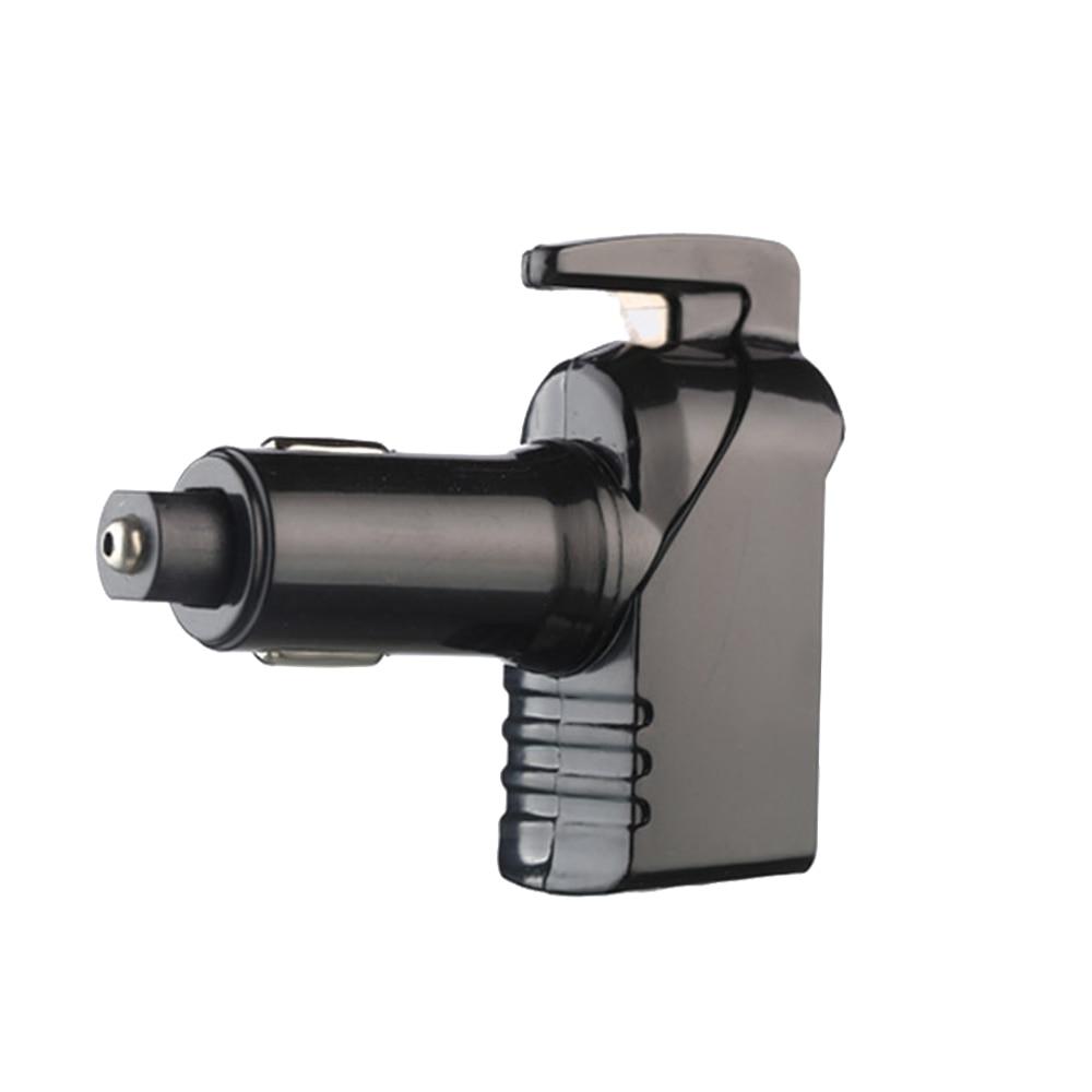 3 in 1 Multi-function Window Breaker Seat Belt Cutter Emergency Escape Tools Dual USB Car Charger