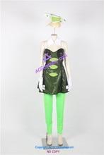 Splatoon Marie Cosplay Costume include the headwear ACGcosplay anime costume