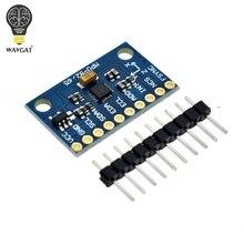 IIC I2C SPI MPU6500 MPU-6500 6 axes Gyroscope accéléromètre Module de capteur remplacer MPU6050 pour Arduino avec broches GY-6500