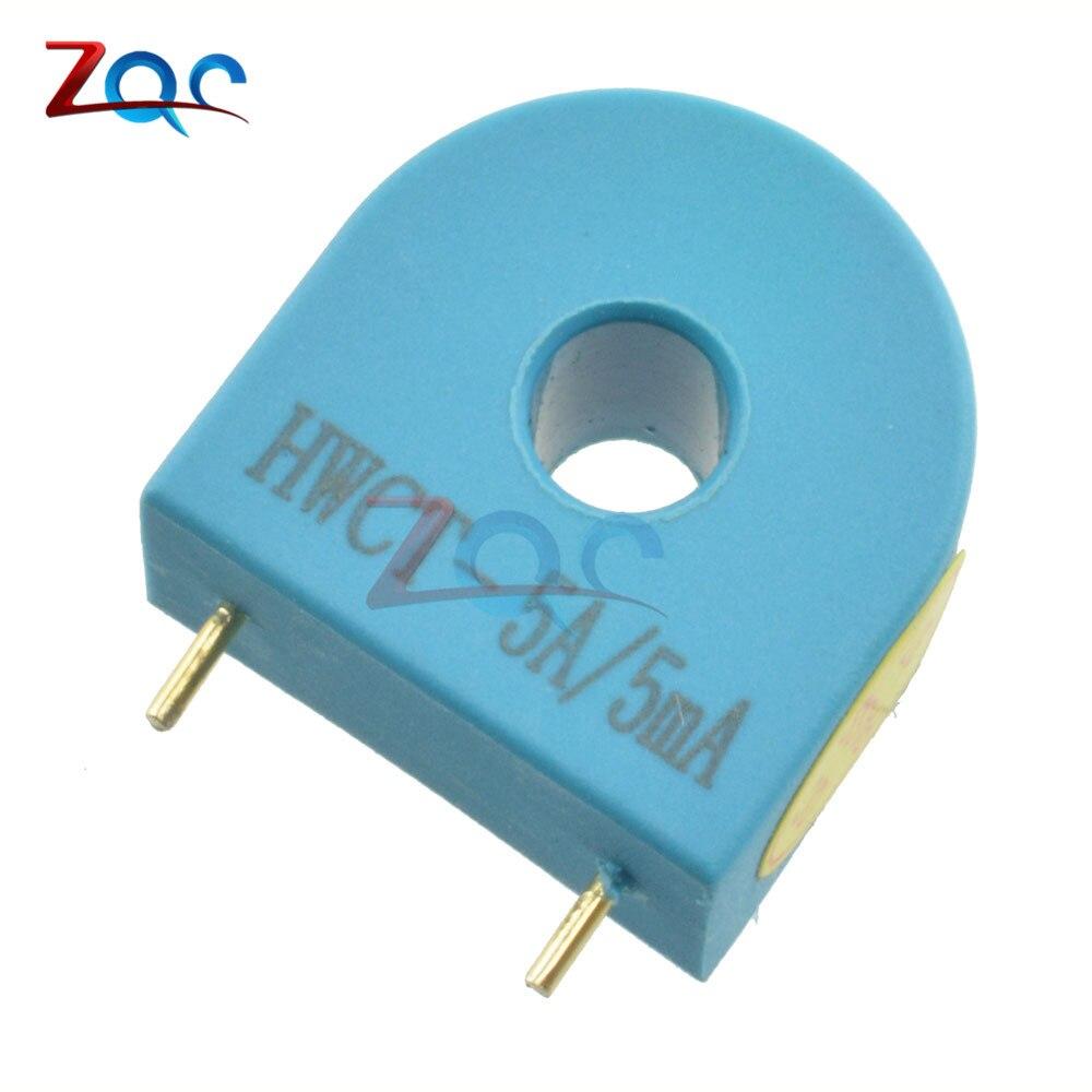 2 pces hmct103c 5a/5ma micro módulo de sensor transformador atual proteção medição potência precisão 3000 v isolamento pressão
