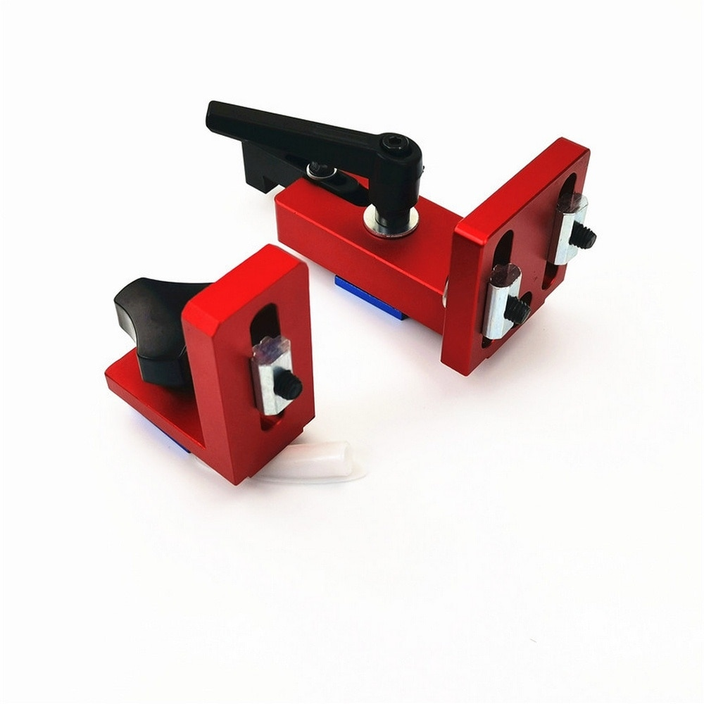 T-Pista ranura para conector 35/45 soportes deslizantes (rojo Serie) Chute maquinaria para...