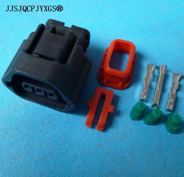 JJSJQCPJYXGS 3 pines 7283-8730-30 conectores de cable de velocidad EVO Cam Sensor para Mitsubishi para Nissan para qashqai
