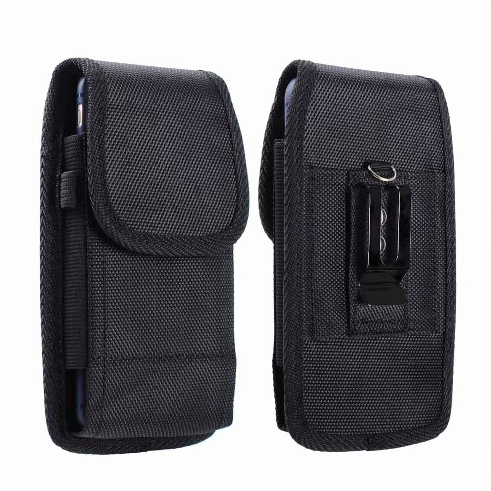 Mobile Phone Waist Bag 5.31-6.88 Inch Belt Bag for iphone Samsung Huawei Hook Hoop Holster Phone Pou