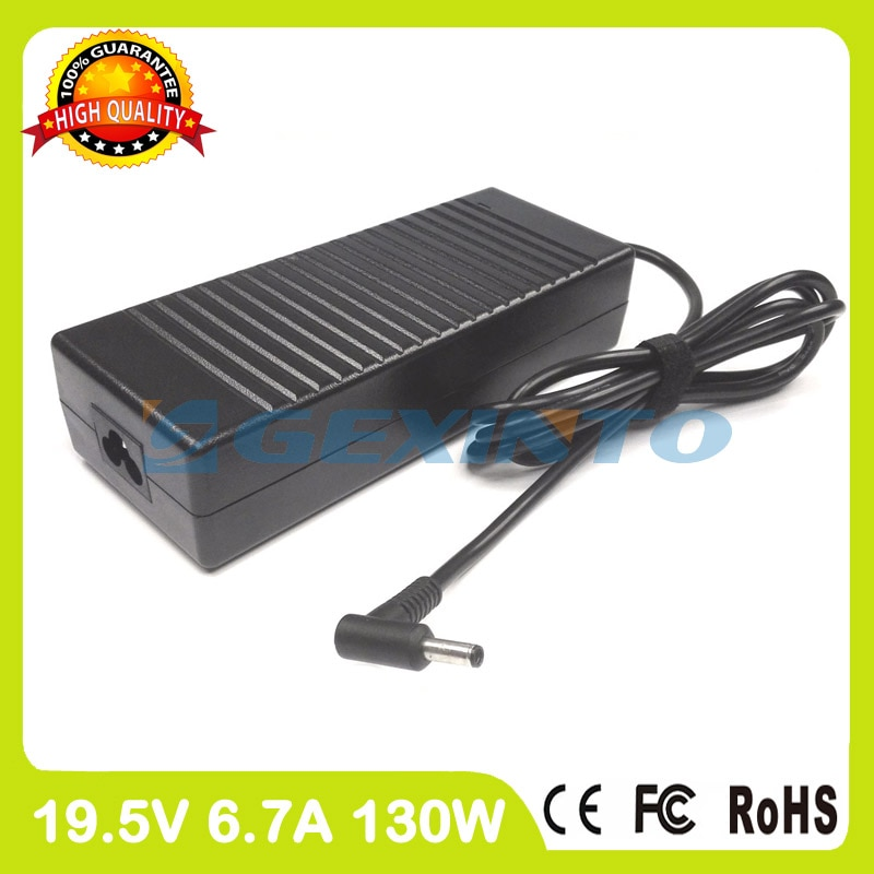 19,5 V 6.67A 6.7A 130 Watt laptop ladegerät 51T-0070-X02 6TTY6 7CWK7 ADP-130EB BA ac netzteil für Dell XPS 15 9530 9550 9560