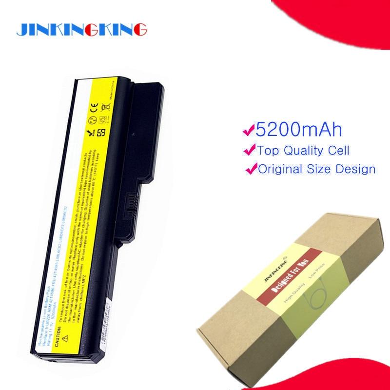 Batería del ordenador portátil para Lenovo 3000 B460 B550 G430 G430A G430L G430M G450 G450 G450A G450M G455 G530 G530A G530M G550 G555 N500