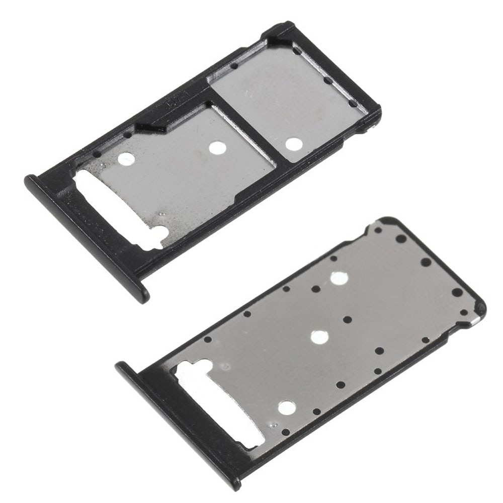 For Huawei Enjoy 7 Plus / Y7 Prime Dual SIM Micro SD Card Tray Slot Holder Spare Part