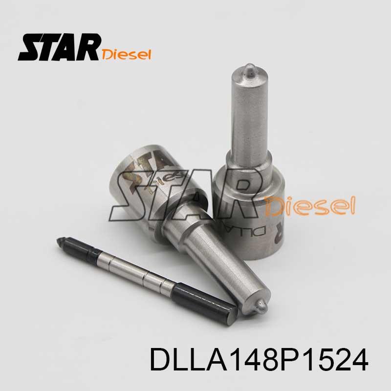 Inyector de combustible boquilla DLLA 148P1524 (0433, 171, 939) y DLLA 148 P 1524 y DLLA 148 P1524 para 51101006064/0986435526/0445120061