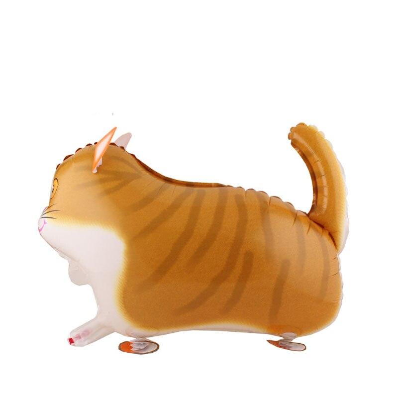 Livre shippping10pcs/lotes por atacado balão dos desenhos animados balão de Festa de Aniversário do gato Promoções Hot Vendas Rússia Austrália