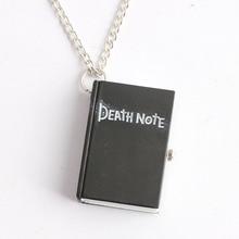 Women Death NoteQuartz Pocket Watch Necklace Pendant Women Mens Gifts Xmas #92630