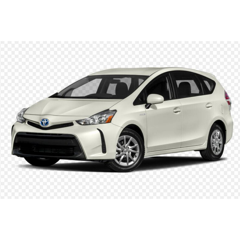 Para 2018, Toyota Prius V Luces Led para Interior de coche, automotriz, Led de cúpula interior de coche, bombillas para coches, 12 piezas