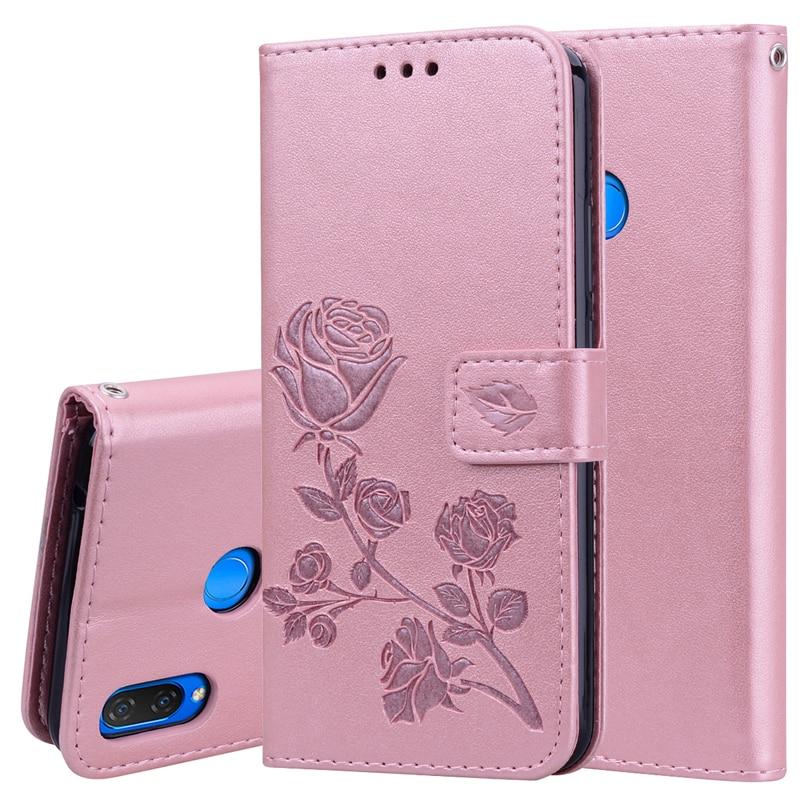 Stojak klapki skórzane etui na Huawei Nova 3 2 S 2 obejmuje P Smart Plus Nova2 CAN-L12 CAN-L11 PIC-AL00 BAC-L03 torby na portfele