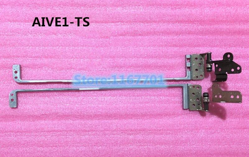 La computadora portátil/portátil LCD/LED/eje bisagras/lazos para Lenovo Thinkpad E450 E455 E450c E460 E465 AIVE1 TS AM0TR000L00 AM0TR000K00 de plástico