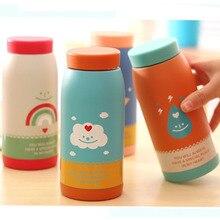 Bouteille thermos sous vide créative enfants   Verre à café, verre en inox, 500ml 350ml termo