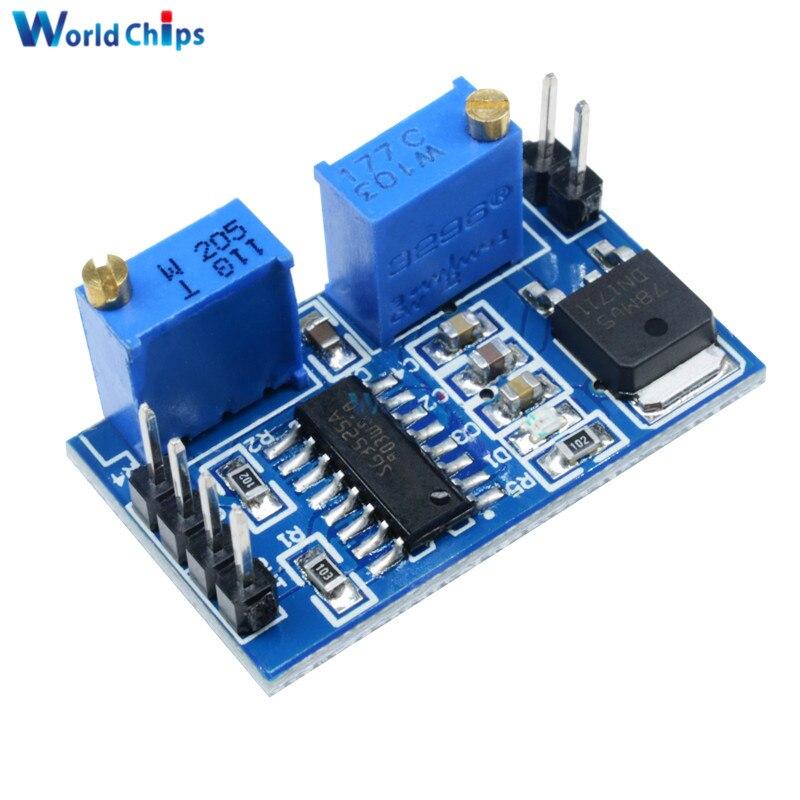 Módulo controlador SG3525 PWM frecuencia ajustable 100-400kHz 8 V-12 V