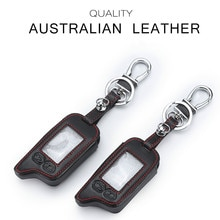 Couvercle de clé de voiture   En cuir tz9010 Tz9030, pour Tomahawk Tz9010 Tz9030