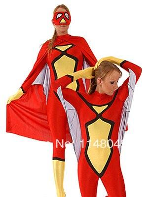 Comics Spider-Woman Spandex Superhero Costumes