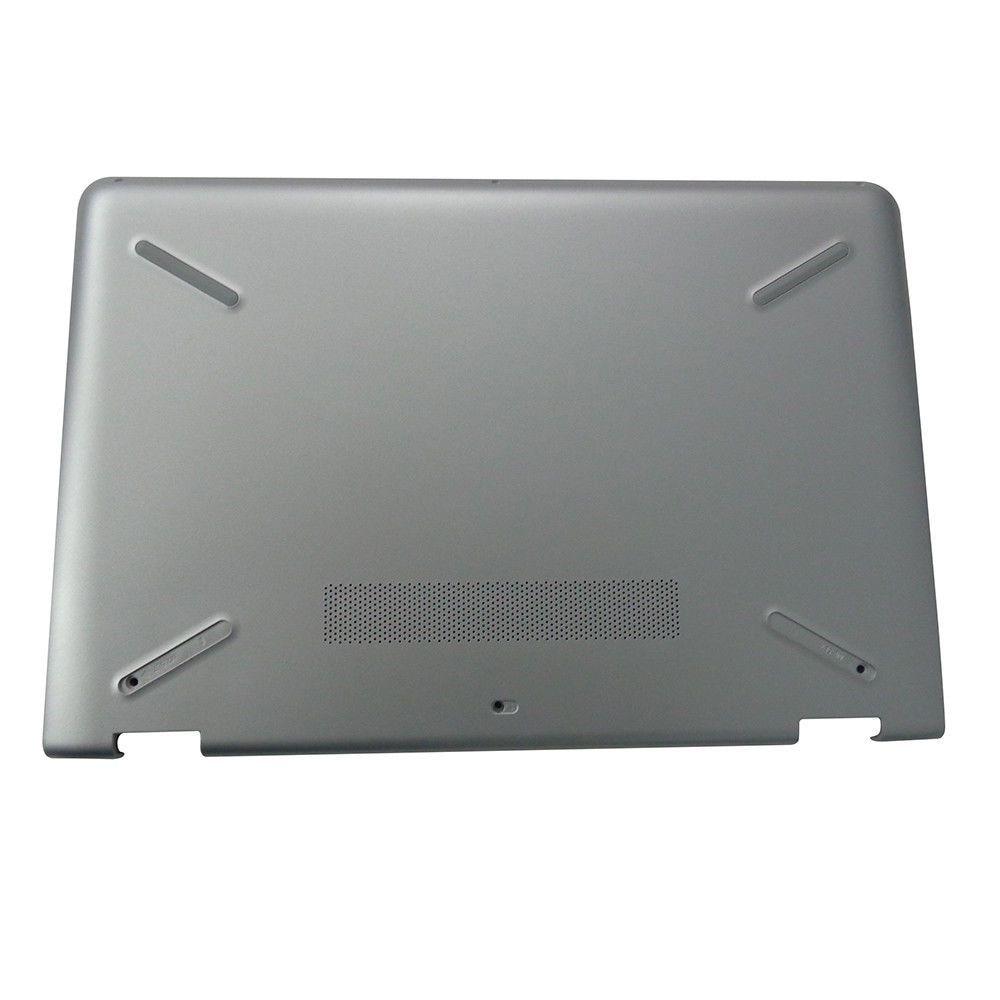 GZEELE nuevo fondo Base chasis para HP Pavilion X360 14-BA 14M-BA 14T-BA cubierta inferior cubierta de la Base carcasa 924273-001 de plata
