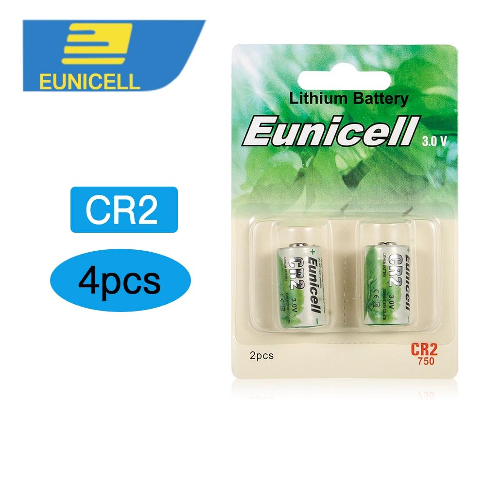 4 шт./лот CR2 3V литиевая батарея