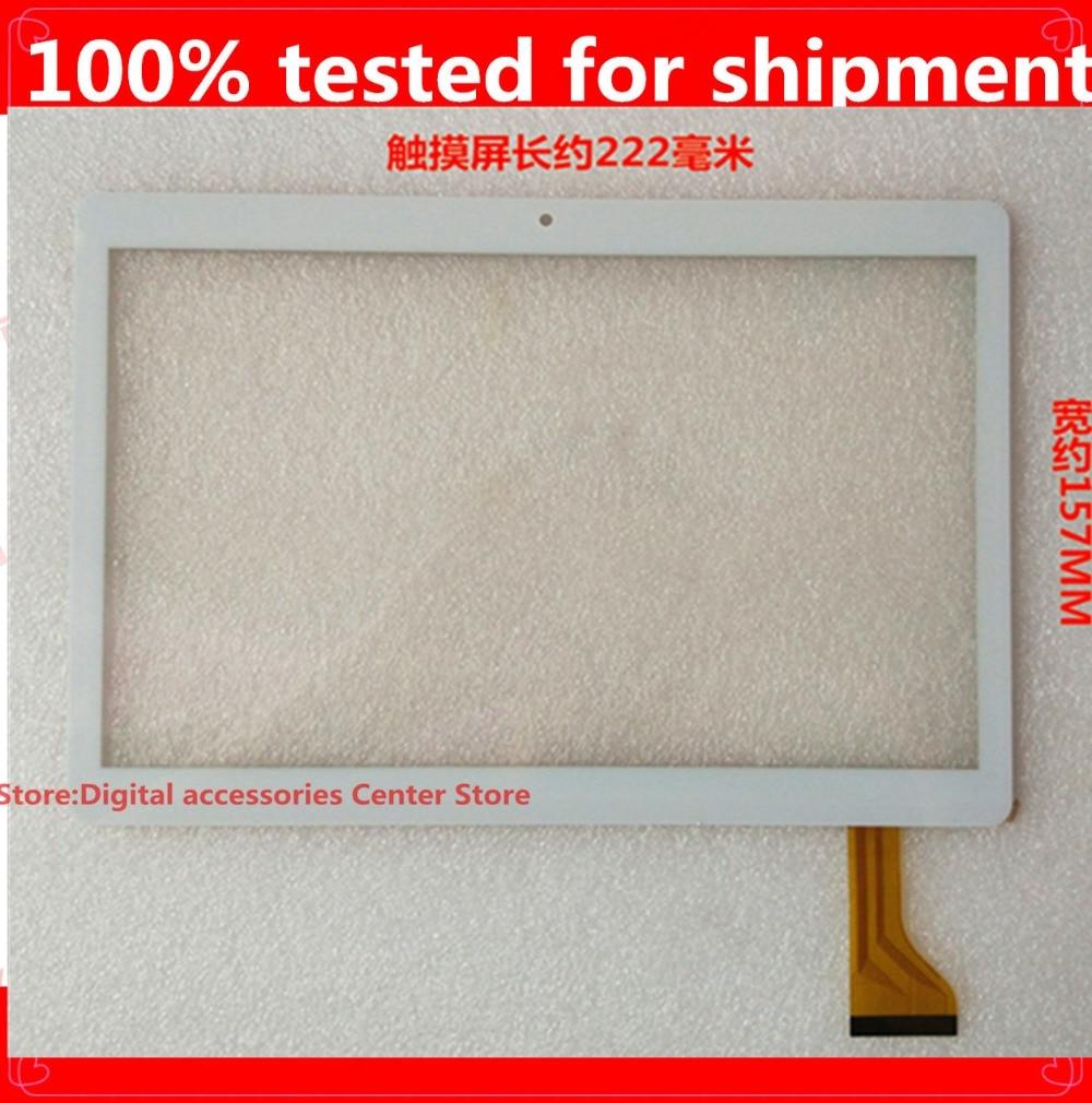 100% blanco nuevo pantalla táctil RP-427A-9.6-FPC-A1 DH-1069A3-PG-FPC252-V3.0 FHF096-001 MT6582 Sensor de Panel táctil