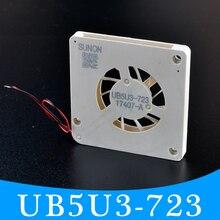 SUNON UB5U3-700 5V 3003 3004 30x30x3mm miniatura ultra-Delgado impermeable turboventilador
