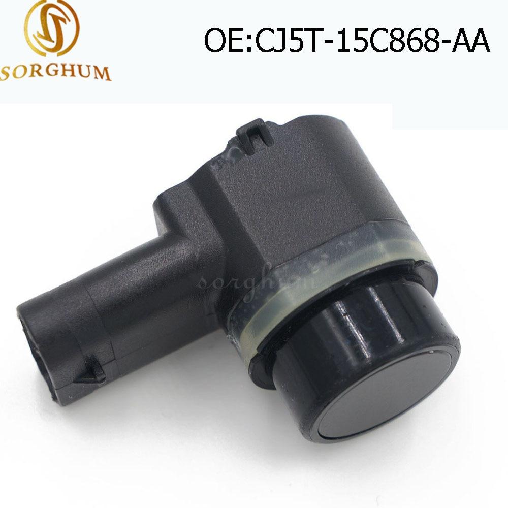Sensor ultrasónico de parachoques PDC para aparcamiento Ford CJ5T-15C868-AA