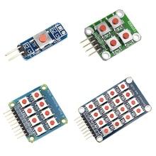 4 in 1 kit Switch Button Key Module Keypad for Development Experiment Raspberry Pi