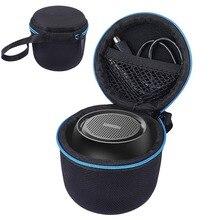 MASiKEN Tragetasche für Anker SoundCore Mini Super-Tragbare Bluetooth Lautsprecher Griff EVA fest Tasche Halter Reißverschluss-beutel Neue