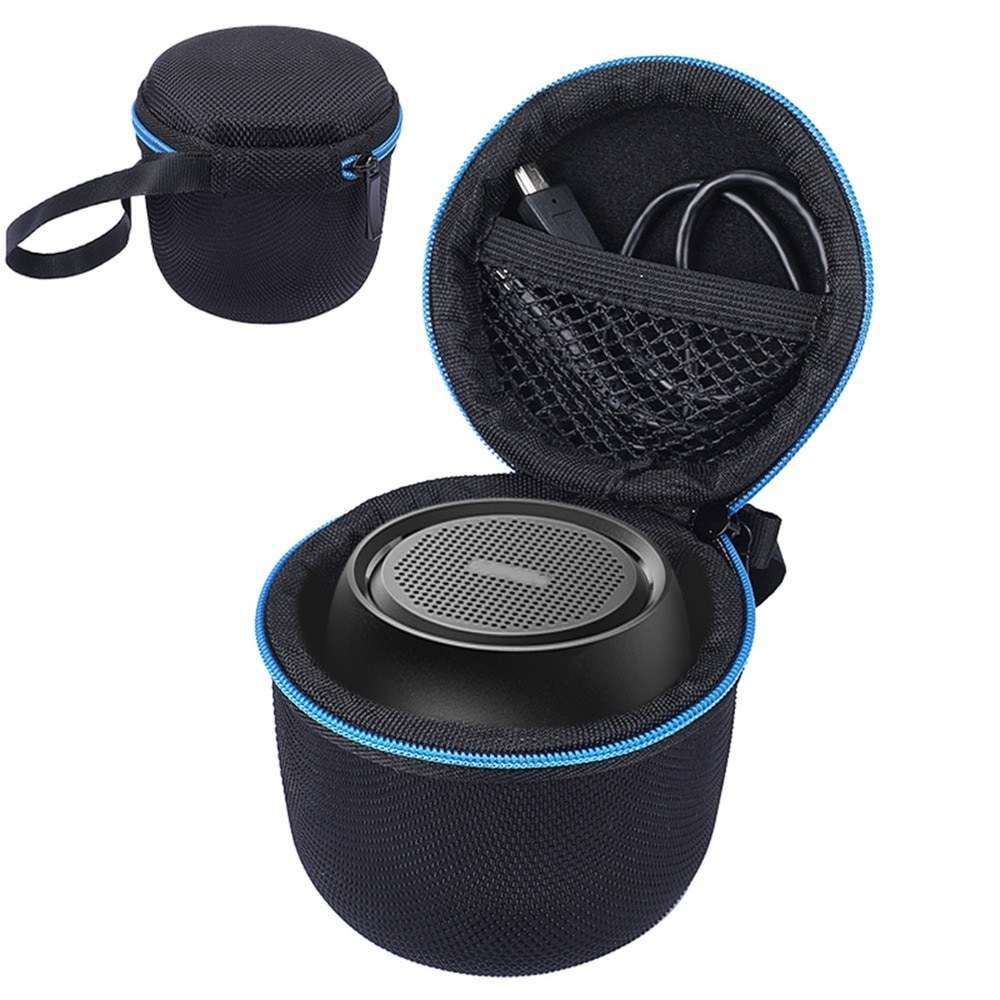 MASiKEN funda de transporte para Anker SoundCore Mini Super-portátil Bluetooth asa de altavoz EVA bolsa dura titular cremallera bolsa nuevo