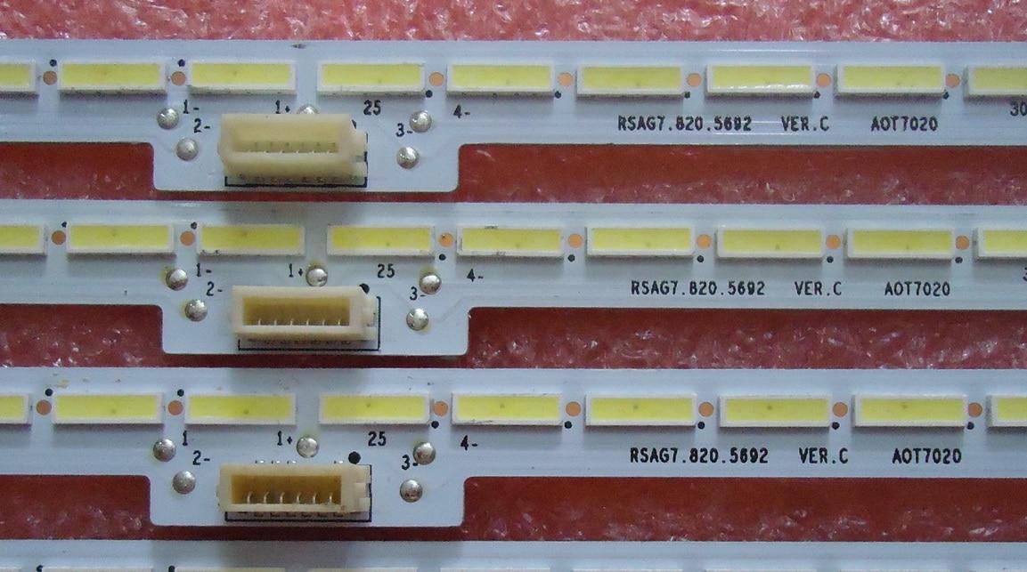 PARA Hisense 48LED lâmpada Artigo RSAG7.820.5692 1 piece = 405 MM