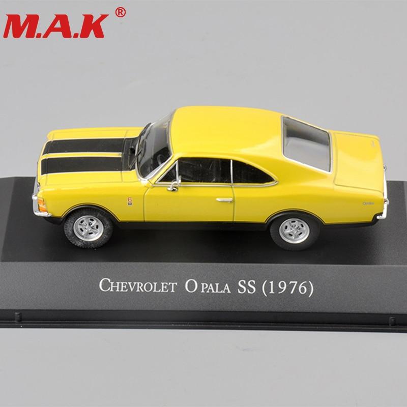 Cheap Toys Atlas 1/43 Scale Chevrolet Opala SS(1976) Type Diecast Car Truck Model Toy mini Car Model toys Kids Toy