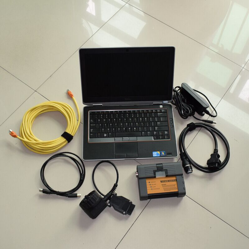 Haut pour B-MW ICOM A2 b c avec 2020.12v rhéigold ISTA isid logiciel ICOM A2 outil de diagnostic et de programmation avec ordinateur portable e6320 i5cpu