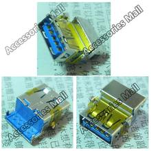 2-100 pcs neue USB 3,0 Jack für ASUS A55V A55VM G55VW G75VW G75VX K55DE K55VD K55VM X45U X45V x45VD X55C X55V USB 3,0 Port