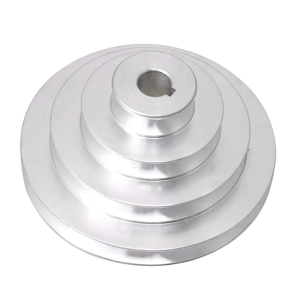 41 мм до 130 мм наружный диаметр 16 мм отверстие алюминий Тип 4 шаг пагода шкив колесо для V-Belt ремня ГРМ