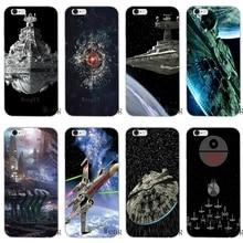 Star Wars Spaceship Scienc Soft phone case For Huawei Mate 8 9 10 P8 P9 P10 P20 pro Lite plus 2017 Honor 4c 5c 5x 6x Y5 Y6 Y7 II