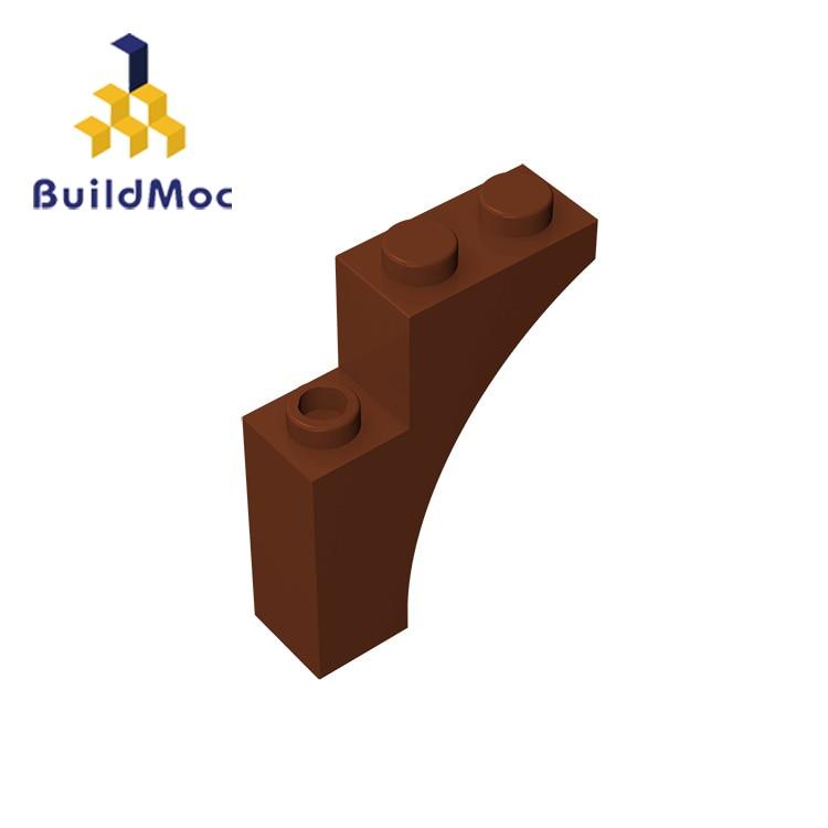 BuildMOC Compatible Assembles Particles 13965 1x3x3 For Building Blocks Parts DIY LOGO Educational Creative gift Toys