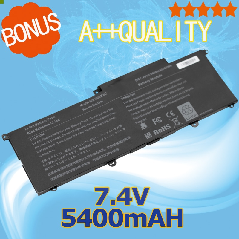 ApexWay 5400MaH batería para SamSung AA-PBXN4AR 900X3A 900X3B 900X3C 900X3E 900X3D BA43-00349A AA-PLXN4AR NP-900X3F NP900X3G