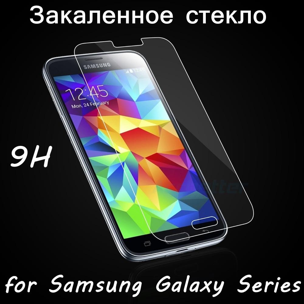 9H Gehärtetem Glas Screen Protector Für Samsung Galaxy Grand Duos S3 S4 S5 J1 Mini S6 A3 A5 J3 j5 2015 2016 Schutzhülle Film Fall