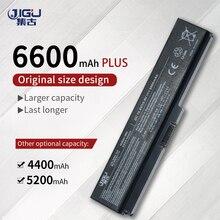 Jigu Batterij Voor Toshiba Satellite A660 A655 A660D C640 A660/07 S A665D C660 A665 C600D C665/008 c600 C645D C665/012 C640D C650