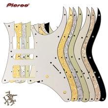 Pleroo 좋은 품질의 일렉트릭 기타 부품-mij ibanez rg750 기타 pickguard 험버커 hsh 픽업 스크래치 플레이트