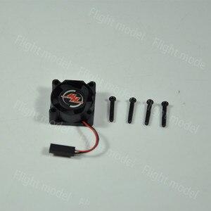 Бесщеточный Регулятор скорости для радиоуправляемого автомобиля Quickrun, 5 В, 14000 об/мин, 25x25x10 мм