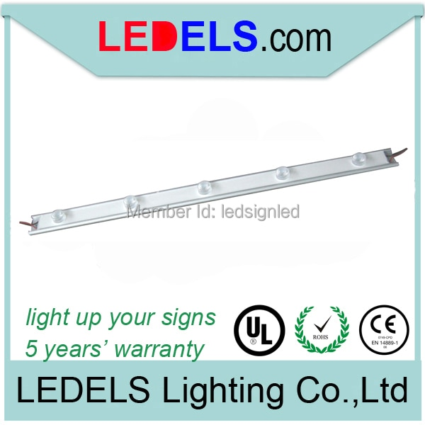 15w high power led lightbox modules 10 pieces/ lots edge led lights bar for light box