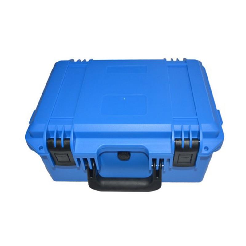 SQ3321L  IP67 Hard waterproof plastic equipment storage weapon case with foam
