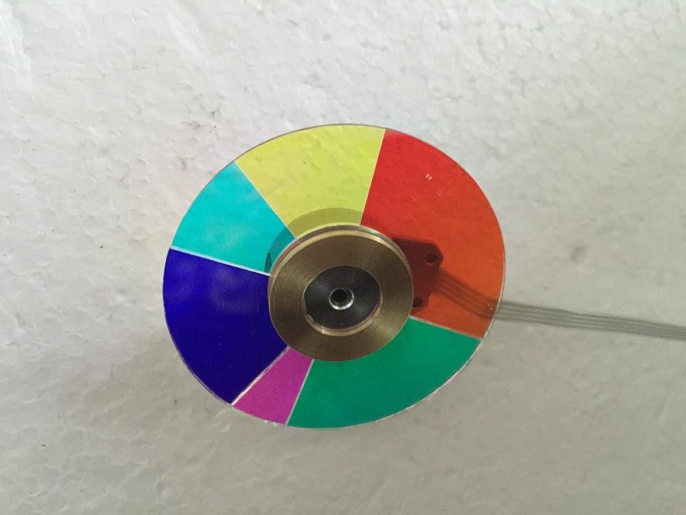 Venta al por mayor Original de la rueda de color para Viewsonic PJD5132 rueda de Color