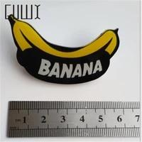 badge badge brooch jewelry badge xionghua lovely bananas handbags decorative arts and crafts