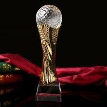 Nom de Crave personnalisé taille moyenne cristal or Football/basket-ball haute qualité Carve nom pour la coupe du trophée des événements sportifs